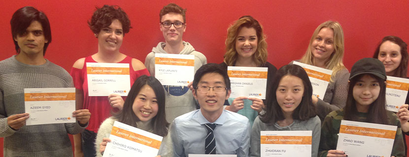 students who have graduated from the intercultural certificate program