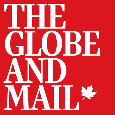 Spotlight story image pertaining to Globe and Mail logo