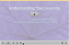 Understanding Learning webinar screen capture