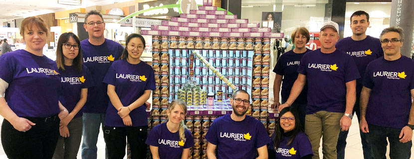 Fume Hood Canstruction Project