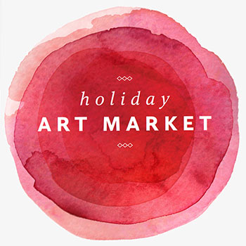 holiday art market logo