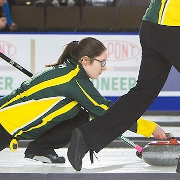 Megan Smith to play at this year's Scotties Tournament of Hearts.