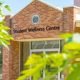 Student Wellness Centre