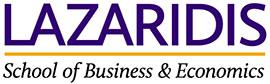 Lazaridis School logo