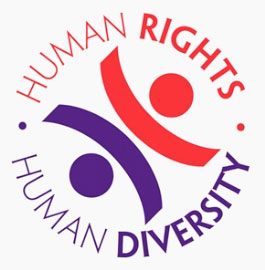 Spotlight story image pertaining to Human Rights and Human Diversity logo