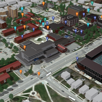 wilfrid laurier campus map New Ourlaurier Vidya Map Has Been Launched Students Wilfrid Laurier University wilfrid laurier campus map
